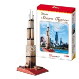 3D puzzle Sears Tower