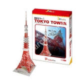 3D puzzle Tokyo Tower
