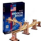 3D puzzle Brooklynský most